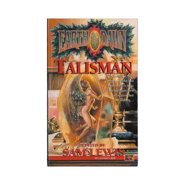 Earthdawn: Talisman Paperback – by Sam Lewis
