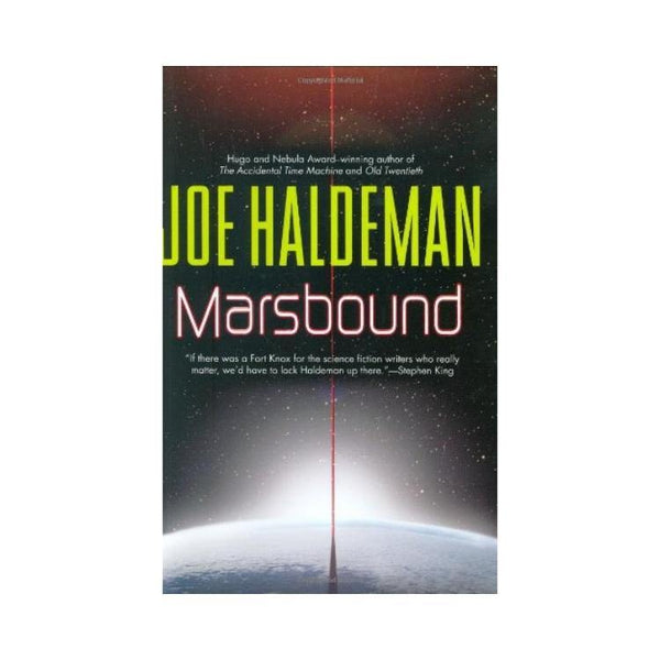 Marsbound (A Marsbound Novel) – by Joe Haldeman