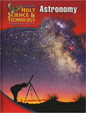 Student Edition (J) - Astronomy ISBN: 9780030255496