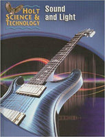 Student Edition (O) Sound and Light ISBN: 9780030255588