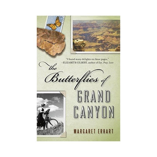 The Butterflies of Grand Canyon - by Margaret Erhart
