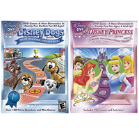 Disney Trivia Fun Games - Combo Pack