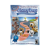 Disney Trivia Fun Game: Disney Dogs Edition: Blue Ribbon Challenge