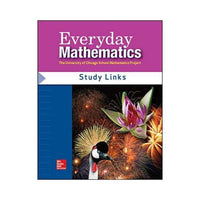 Everyday Math - Consumable Study Links Grade 4 - by Max Bell