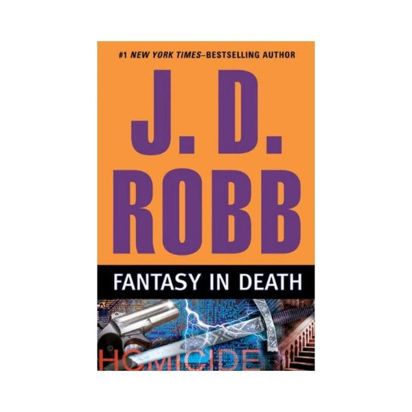 Fantasy in Death - by JD Robb