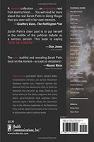 Going Rouge : Sarah Palin : An American Nightmare - by Richard Kim, Betsy Reed (back cover)