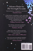 The Overnight Socialite – by Bridie Clark (back cover)