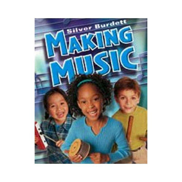 Making Music: Grade 2, Student Textbook by Jane Beethoven ISBN: 0382343468