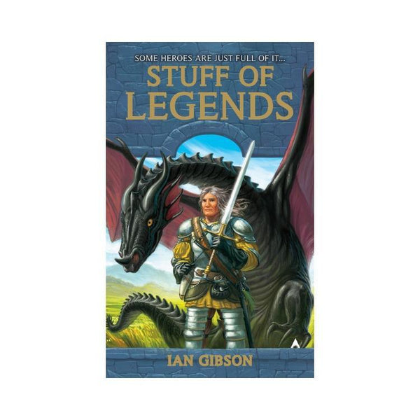 Stuff of Legends - by Ian Gibson
