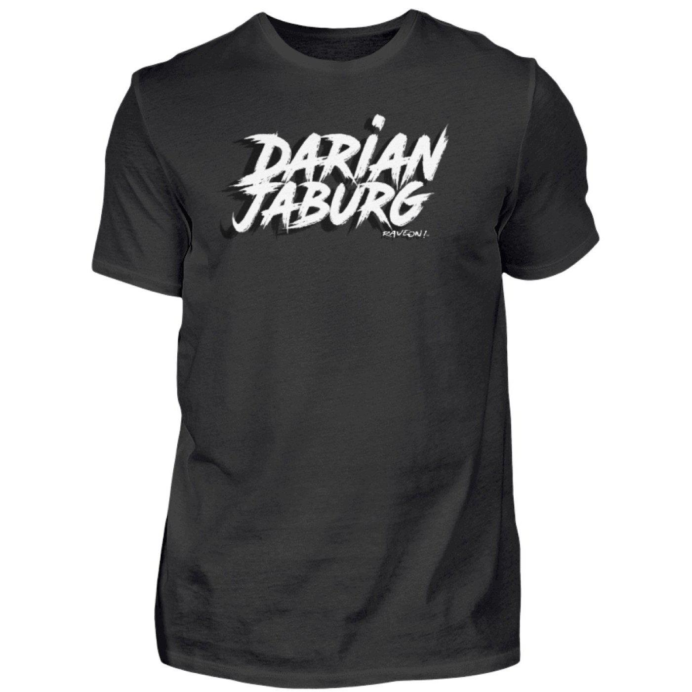 Darian Jaburg - BS Rec.Black - Rave On!® - Herren Premiumshirt Herren Premium Shirt Black / S - Rave On!® der Club & Techno Szene Shop für Coole Junge Mode Streetwear Style & Fashion Outfits + Sexy Festival 420 Stuff