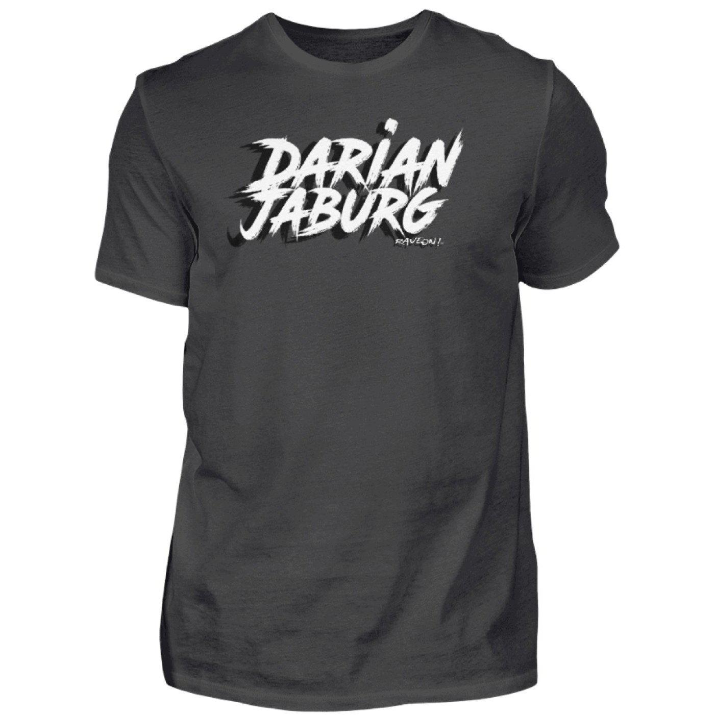 Darian Jaburg - BS Rec.Black - Rave On!® - Herren Premiumshirt Herren Premium Shirt Graphite (Solid) / S - Rave On!® der Club & Techno Szene Shop für Coole Junge Mode Streetwear Style & Fashion Outfits + Sexy Festival 420 Stuff