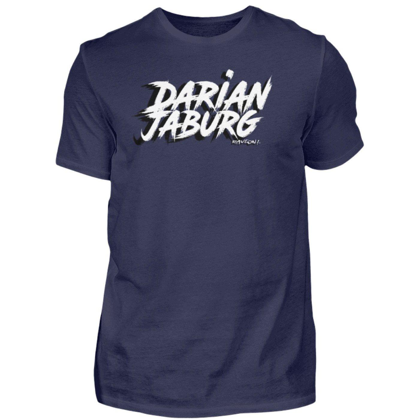 Darian Jaburg - BS Rec.Black - Rave On!® - Herren Premiumshirt Herren Premium Shirt Navy / S - Rave On!® der Club & Techno Szene Shop für Coole Junge Mode Streetwear Style & Fashion Outfits + Sexy Festival 420 Stuff