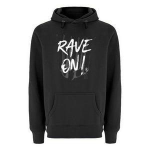 Rave On!® - Made On Planet Earth B2k20 - Unisex Premium Kapuzenpullover-Unisex Premium Hoodie-Black-S-Rave-On! I www.rave-on.shop I Deine Rave & Techno Szene Shop I brand, Design - Rave On!® - Made On Planet Earth B2k20, marke, on, rave, raver, techno - Sexy Festival Streetwear , Clubwear & Raver Style