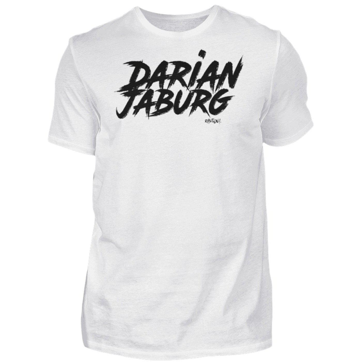 Darian Jaburg - BS Rec.White - Rave On!® - Herren Premiumshirt Herren Premium Shirt White / S - Rave On!® der Club & Techno Szene Shop für Coole Junge Mode Streetwear Style & Fashion Outfits + Sexy Festival 420 Stuff