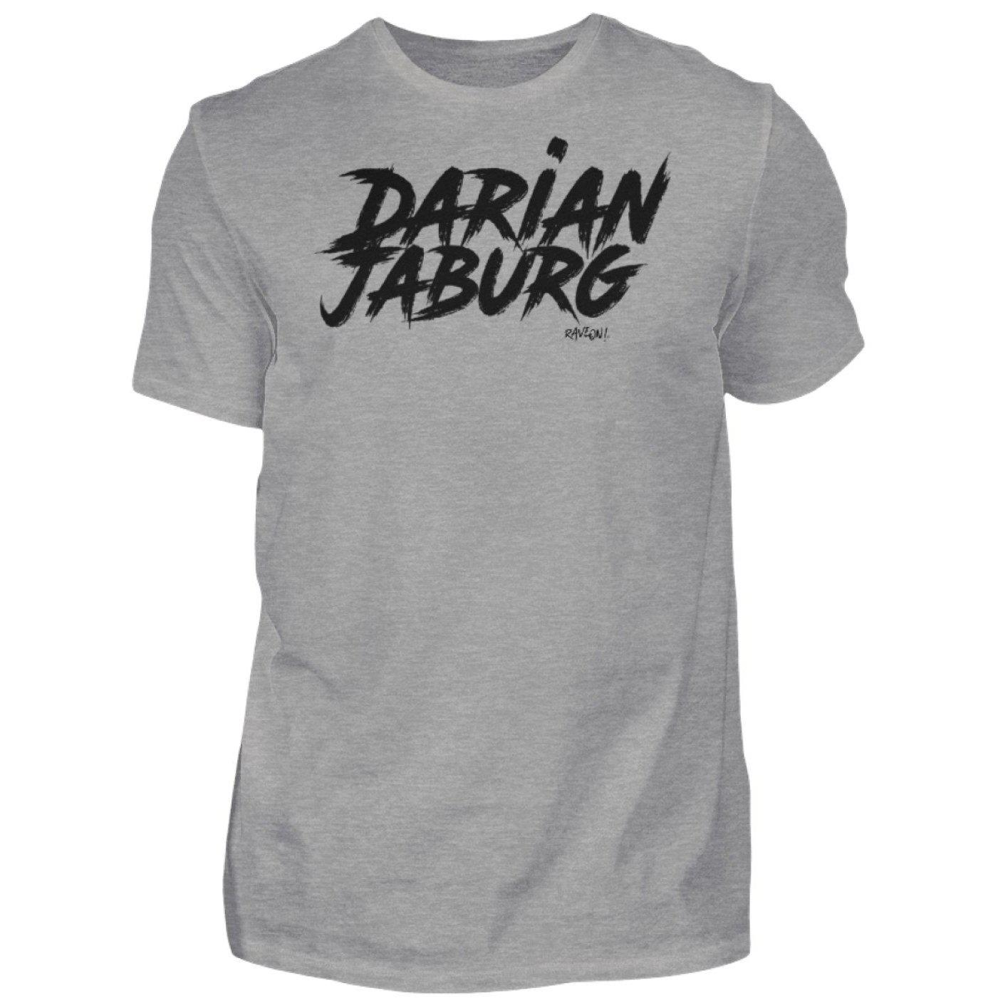 Darian Jaburg - BS Rec.White - Rave On!® - Herren Premiumshirt Herren Premium Shirt Grey Heather / S - Rave On!® der Club & Techno Szene Shop für Coole Junge Mode Streetwear Style & Fashion Outfits + Sexy Festival 420 Stuff