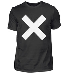 White Cross - Rave On!®  - Herren Premiumshirt