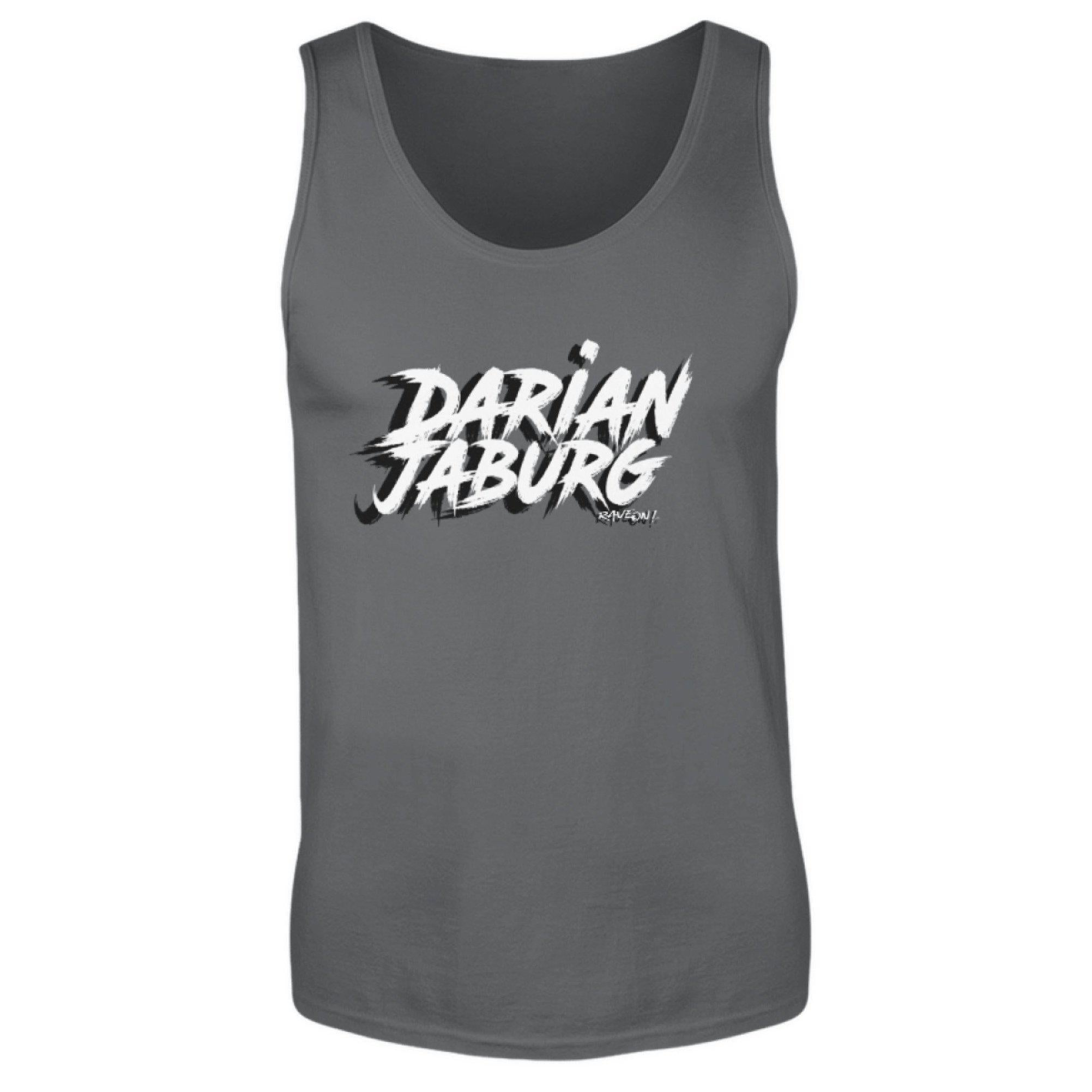 Darian Jaburg - BS Rec.Black - Rave On!® - Herren Tanktop Herren Tank-Top Charcoal (Solid) / S - Rave On!® der Club & Techno Szene Shop für Coole Junge Mode Streetwear Style & Fashion Outfits + Sexy Festival 420 Stuff