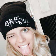 Rave On!® Beanie Mütze Black