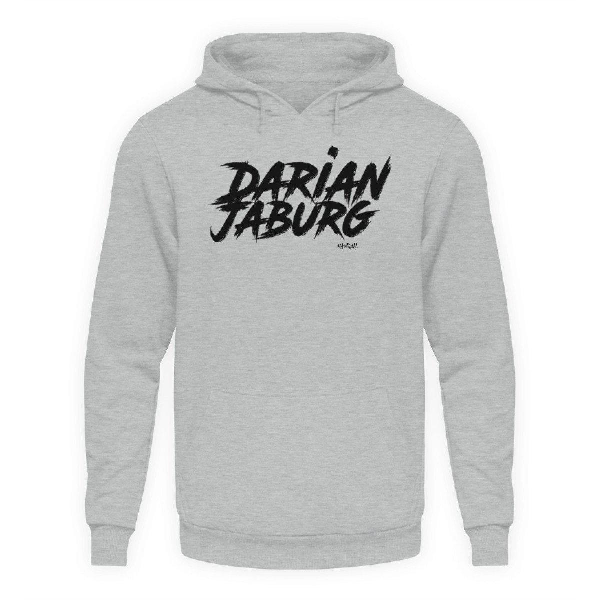 Darian Jaburg - BS Rec.White - Rave On!® - Unisex Kapuzenpullover Hoodie Unisex Hoodie Heather Sport Grey / L - Rave On!® der Club & Techno Szene Shop für Coole Junge Mode Streetwear Style & Fashion Outfits + Sexy Festival 420 Stuff