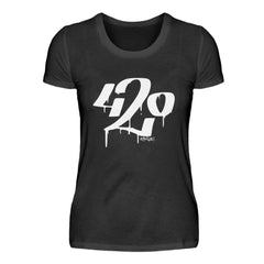 420 - Rave On!®  - Damen Premiumshirt