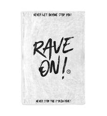 Rave On!® - Premium Kuscheldecke