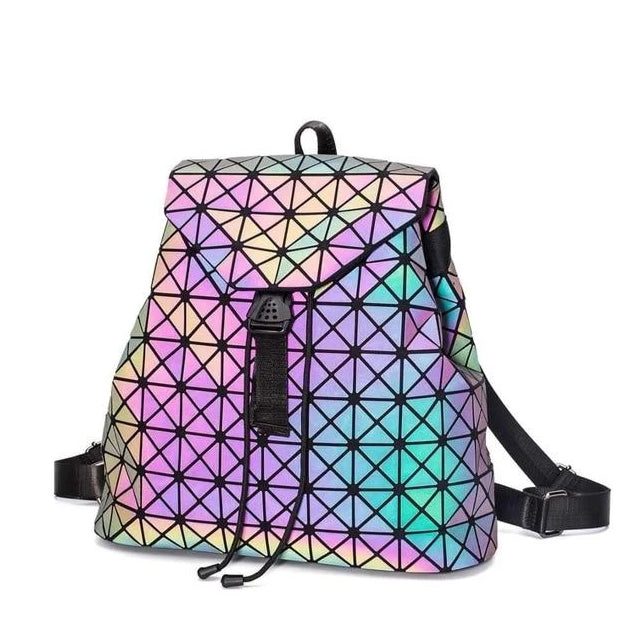 Holographische Mini Backpacks-Pattern 2-12 inches-Rave-On!-Rave-On!