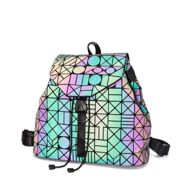 Holographische Mini Backpacks-Pattern 3-12 inches-Rave-On!-Rave-On!