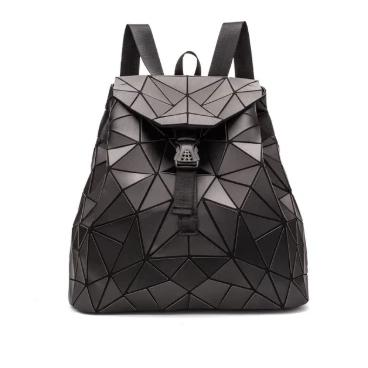 Holographische Mini Backpacks-Black-Rave-On!-Rave-On!