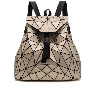 Holographische Mini Backpacks-Gold-Rave-On!-Rave-On!
