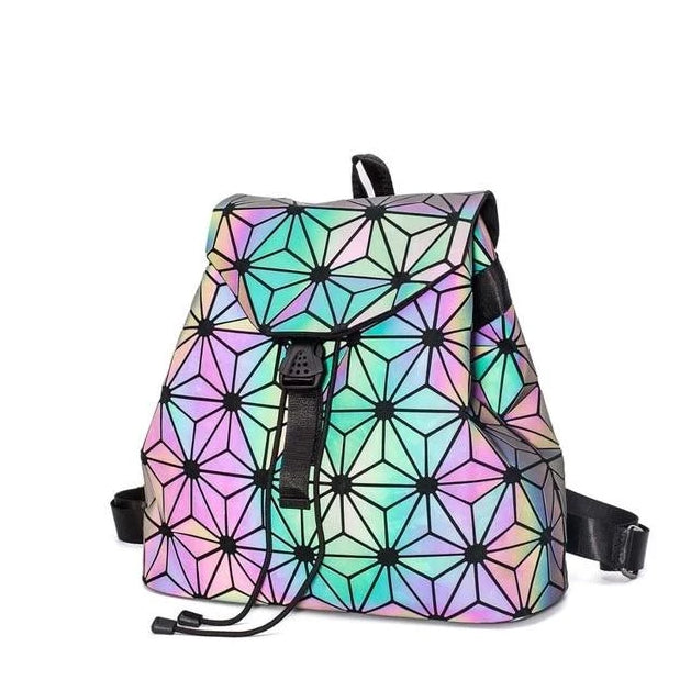 Holographische Mini Backpacks-Pattern 4-12 inches-Rave-On!-Rave-On!