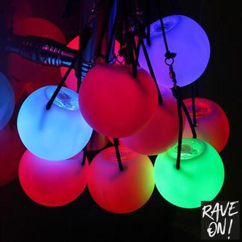 LED Thrown Balls LED-Gadgets - Rave On!® der Club & Techno Szene Shop für Coole Junge Mode Streetwear Style & Fashion Outfits + Sexy Festival 420 Stuff