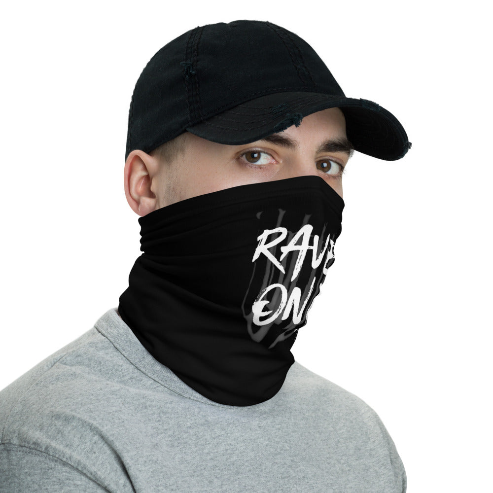 Rave On!® Facemask - multifunctioneel masker - Rave On!® the club & techno scene shop voor coole jonge fashion streetwear style & fashion outfits + sexy festival 420 spullen