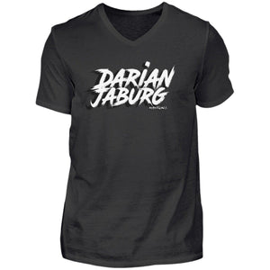 Darian Jaburg - BS Rec.Black - Rave On!® - Herren V-Neck Shirt-V-Neck Herrenshirt-Black-S-Rave-On! I www.rave-on.shop I Deine Rave & Techno Szene Shop I black, Darian, Design - Darian Jaburg - BS Rec.Black - Rave On!®, jaburg, raver, recordings, snake, techno - Sexy Festival Streetwear , Clubwear & Raver Style