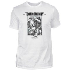 TECHNOBUNNY - Rave On!®  - Herren Shirt