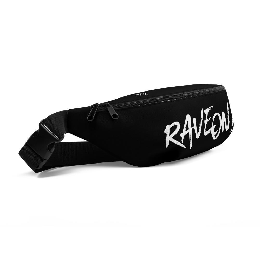 Rave On!® bum bag - Rave On!® the club & techno scene shop for cool young fashion streetwear style & fashion outfits + sexy festival 420 stuff