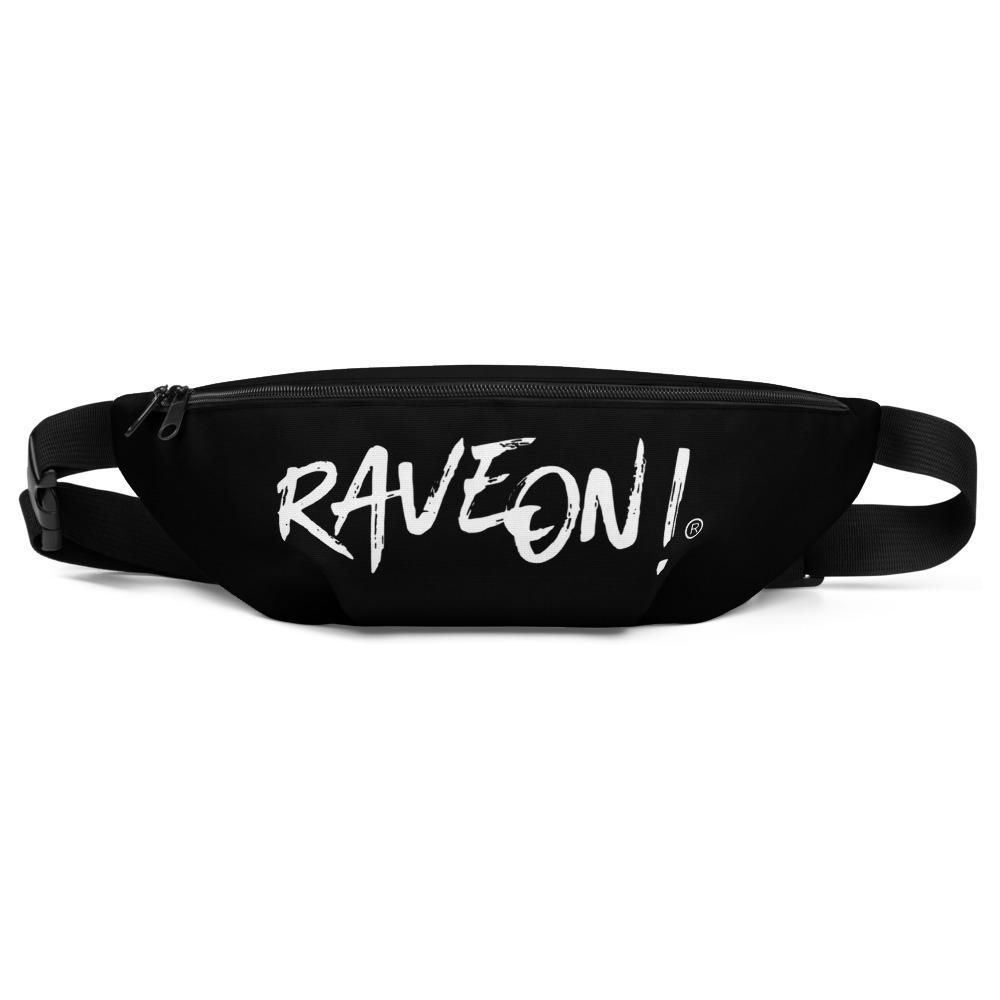 Rave On!® bum bag S / M - Rave On!® the club & techno scene shop for cool young fashion streetwear style & fashion outfits + sexy festival 420 stuff