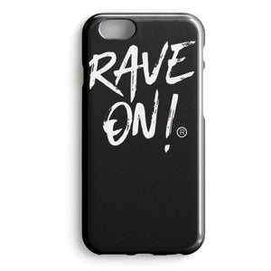 RAVE ON!® Iphone Cover Black Edition-iPhone Premium Case-Rave-On!