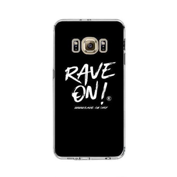 Rave On!® Phone case for Samsung Mobile Phone Case transparentB6146 1 / for s10 - Rave On!® the club & techno scene shop for cool young fashion streetwear style & fashion outfits + sexy festival 420 stuff