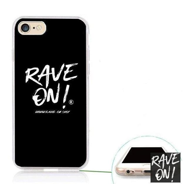 Rave On!® Phone case for Samsung Mobile Phone Case transparentB6146 / for s10 - Rave On!® the club & techno scene shop for cool young fashion streetwear style & fashion outfits + sexy festival 420 stuff
