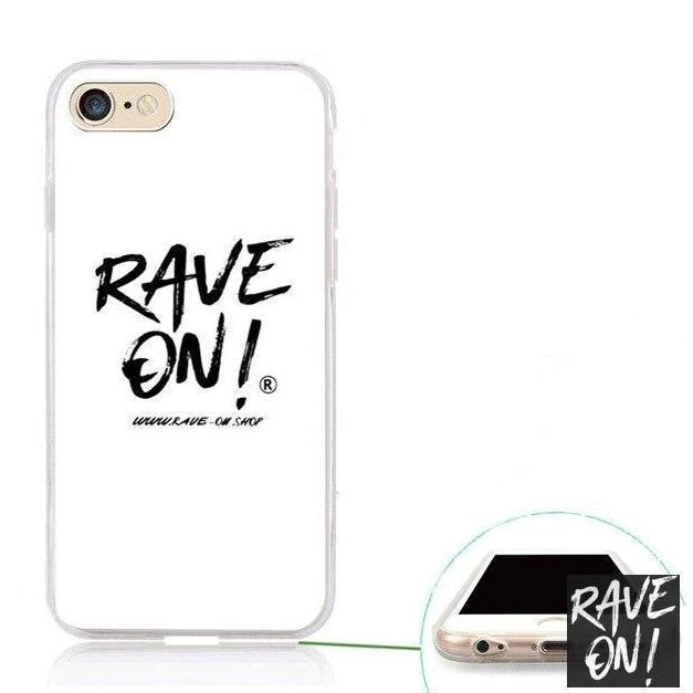 Rave On!® Phone case for Samsung Mobile Phone Case transparentB6147 / for s10 - Rave On!® the club & techno scene shop for cool young fashion streetwear style & fashion outfits + sexy festival 420 stuff
