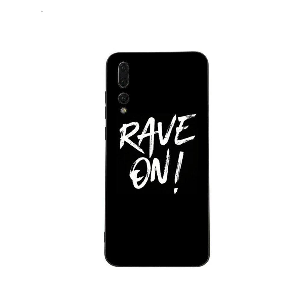 Rave On!® Phone case for Huawei Mobile Phone Case - Rave On!® the club & techno scene shop for cool young fashion streetwear style & fashion outfits + sexy festival 420 stuff