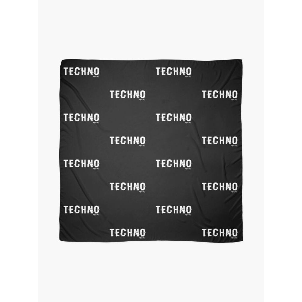 Techno Shifted Rave On!® - Tuch Home & Living - Rave On!® der Club & Techno Szene Shop für Coole Junge Mode Streetwear Style & Fashion Outfits + Sexy Festival 420 Stuff