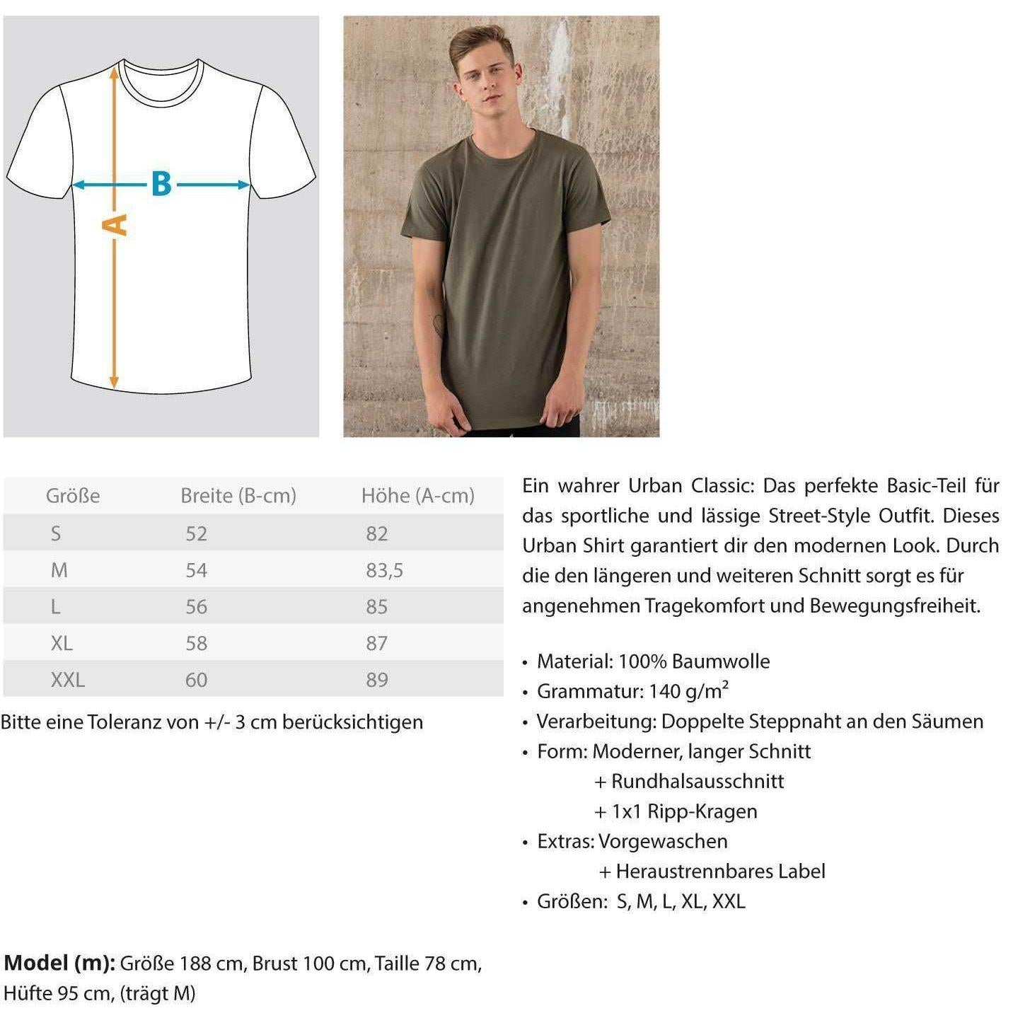 Techno Cross - Rave On!® - Men Long Tee Men Long Tee - Rave On!® the club & techno scene shop for cool young fashion streetwear style & fashion outfits + sexy festival 420 stuff