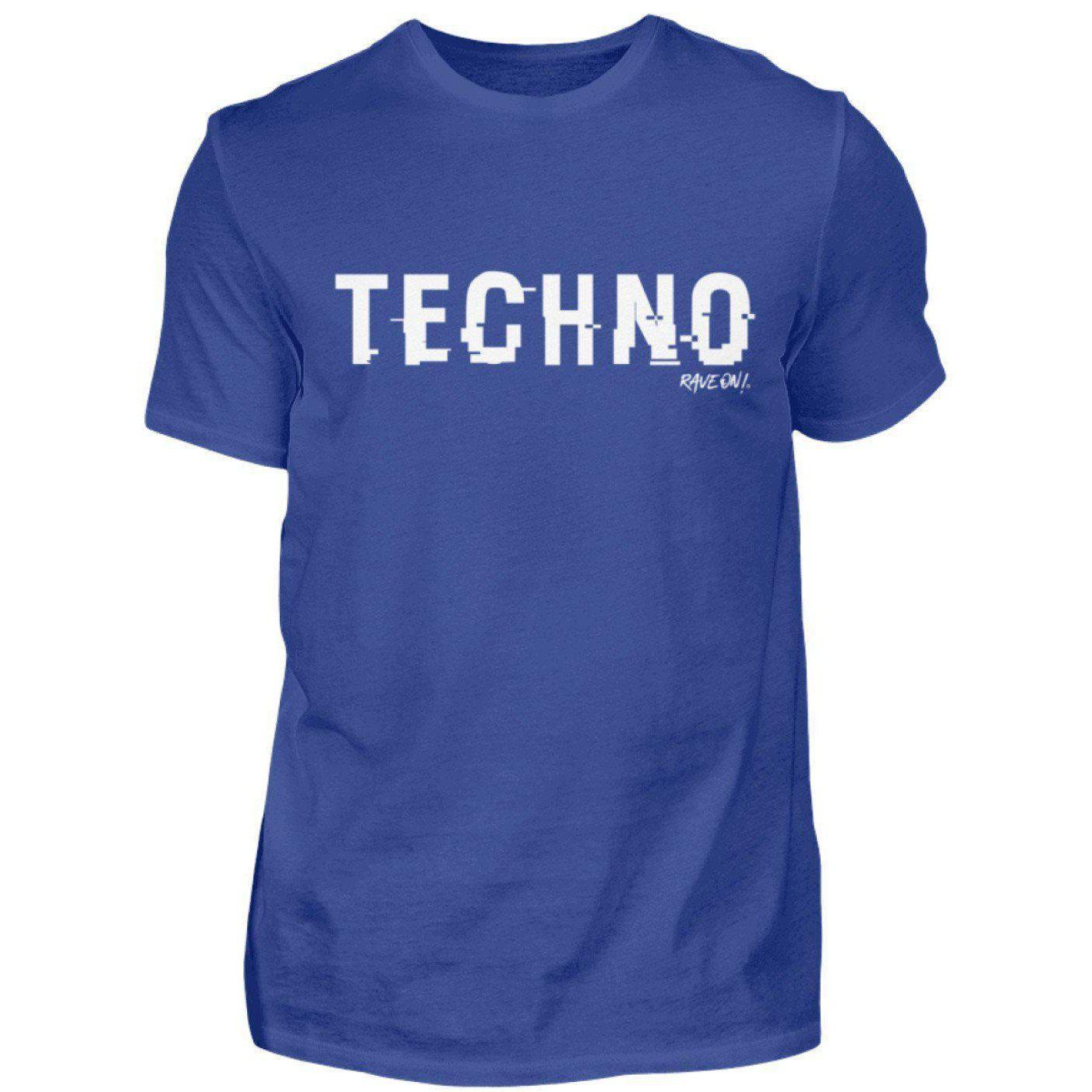 TECHNO shifted Rave On!® - Herren Shirt-Herren Basic T-Shirt-Royalblau-S-Rave-On! I www.rave-on.shop I Deine Rave & Techno Szene Shop I apparel, brand, design, Design - TECHNO shifted Rave On!® T-Shirt, i heart raves, music, on, on!®, rave, rave apparel, rave clothes, rave clothing, rave fashion, rave gear, Rave on, Rave on!®, rave shop, rave t shirt, rave wear, raver, shifted, techno, techno apparel, ® - Sexy Festival Streetwear , Clubwear & Raver Style