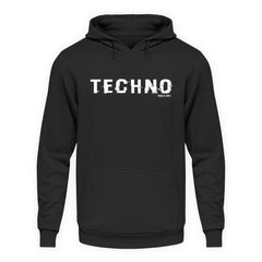 TECHNO shifted Rave On!® - Unisex Kapuzenpullover Hoodie