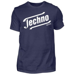Techno - Tempo Rave On!® T-Shirt  - Herren Shirt