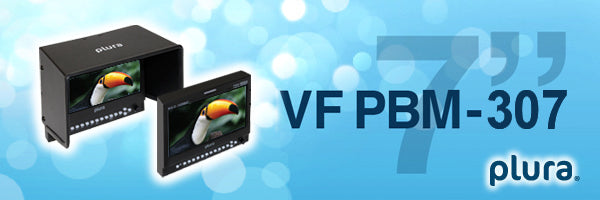 "VF-PBM-307 7"" Viewfinder Package for Hitachi Cameras Only"