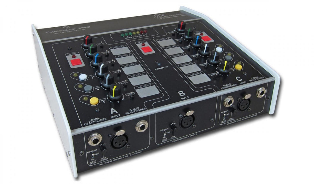 GS-CU001F/3 MKII - With Transformer Balanced Inputs & Outputs