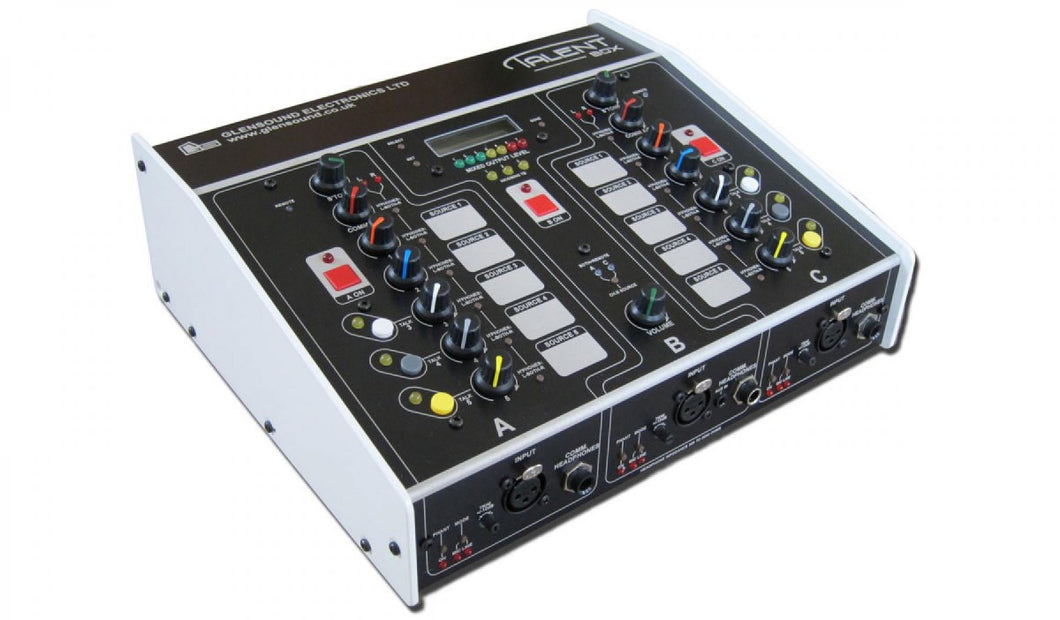 Talent Box/1 - Analogue Electronically Balanced