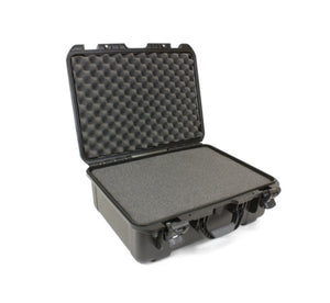 Large, Heavy-duty Carry Case with Pluck Foam